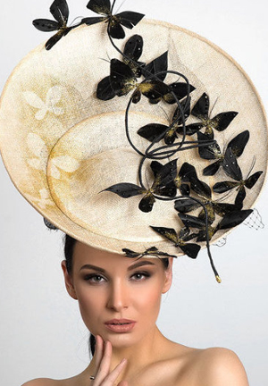 Gold Hats for the Races. Hats for Melbourne Cup. Designer Hats. Hats for Weddings. Mother of the Bride Outfits. Hats for Royal Ascot. Fashions on the Field Outfits. How to wear Nude Outfits