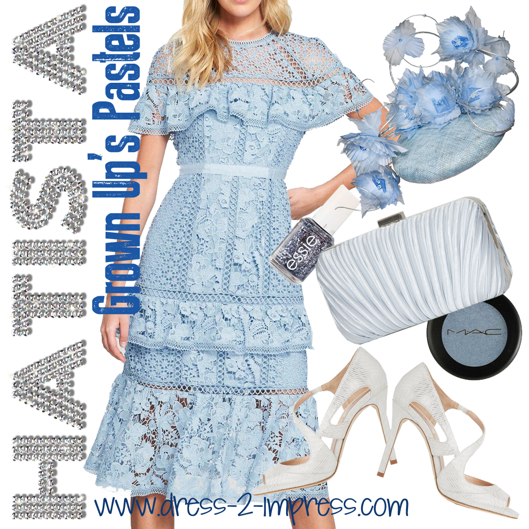 Find Melbourne Cup Outfit ideas, Fashions on the Field ideas and tips for what to wear for a day at the races, Royal Ascot Outfits, Kentucky Derby or Mother of the Bride outfit inspiration from the Hatista