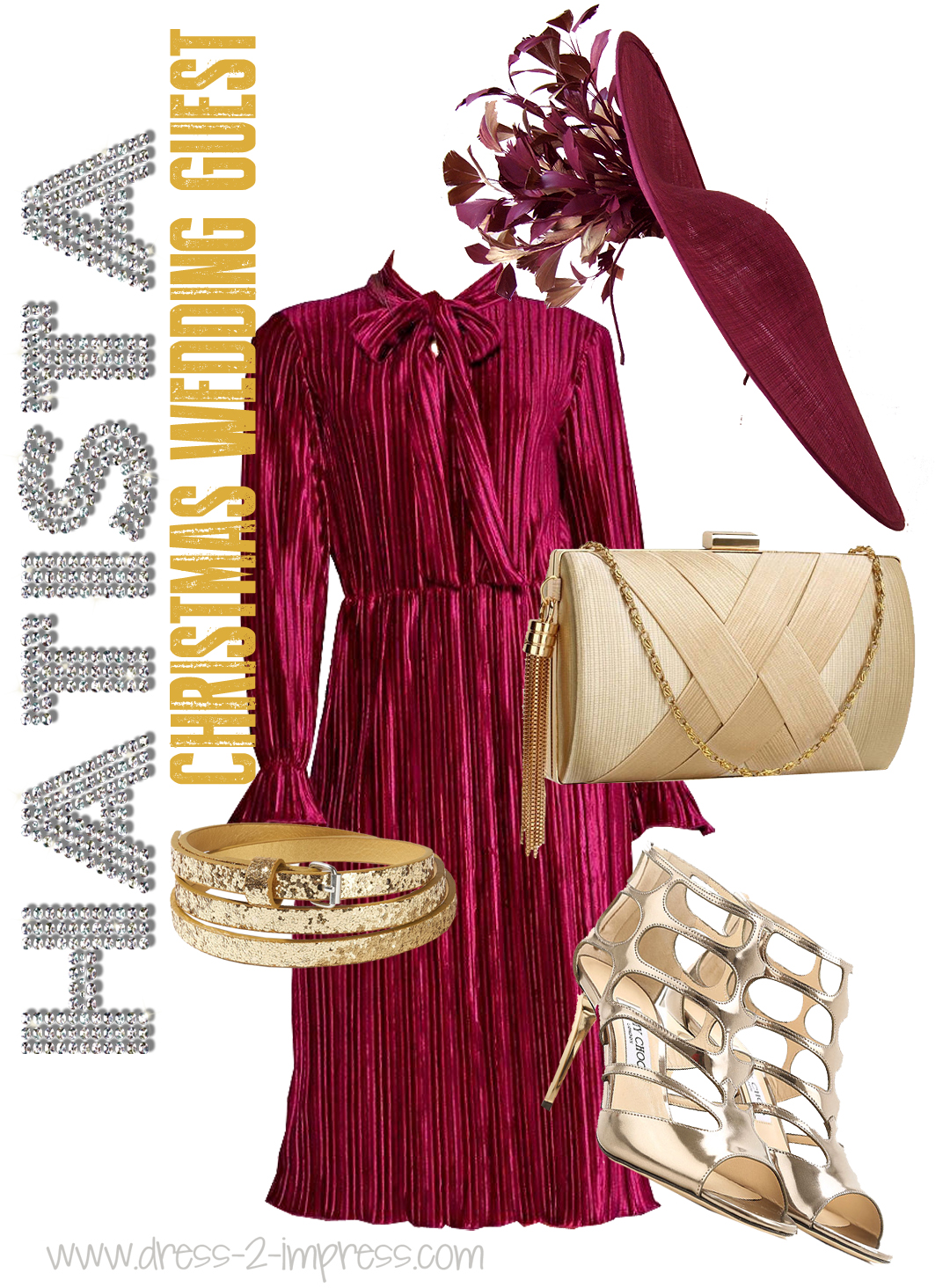 Velvet Trend in Luxury Jewel Tones - Perfect for Christmas Wedding Guests and Mother of the Bride. Read Style Fashion Outfit Ideas Tips for Winter Christmas Weddings from THE HATISTA www.dress-2-impress.com #fashionista #christmaswedding #weddings #outfits #weddingthemes #outfitideas
